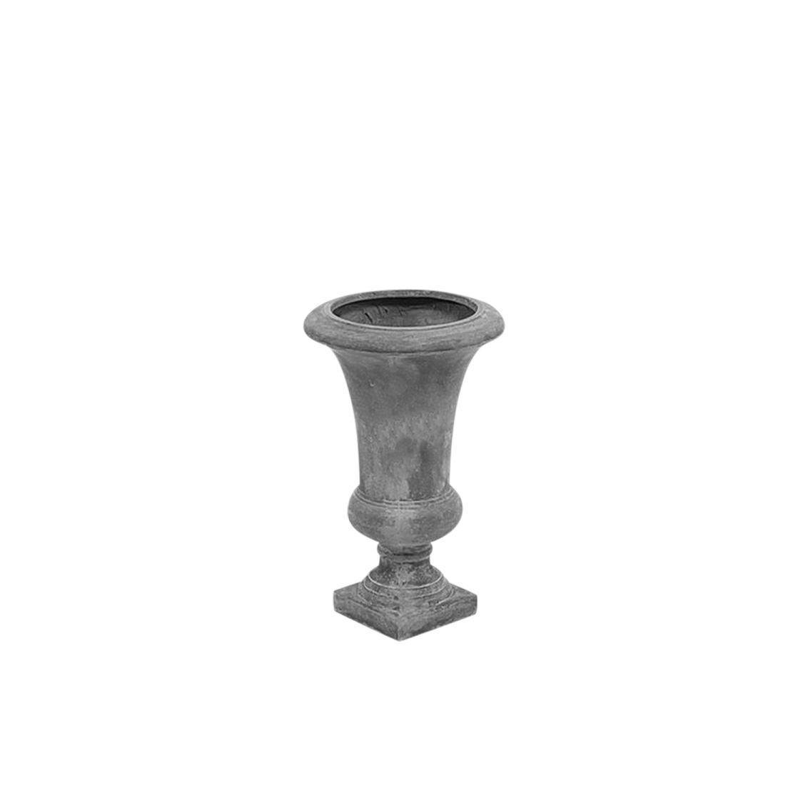 40 cm Französische Vase/Pflanzgefäß/Amphore 40 cm