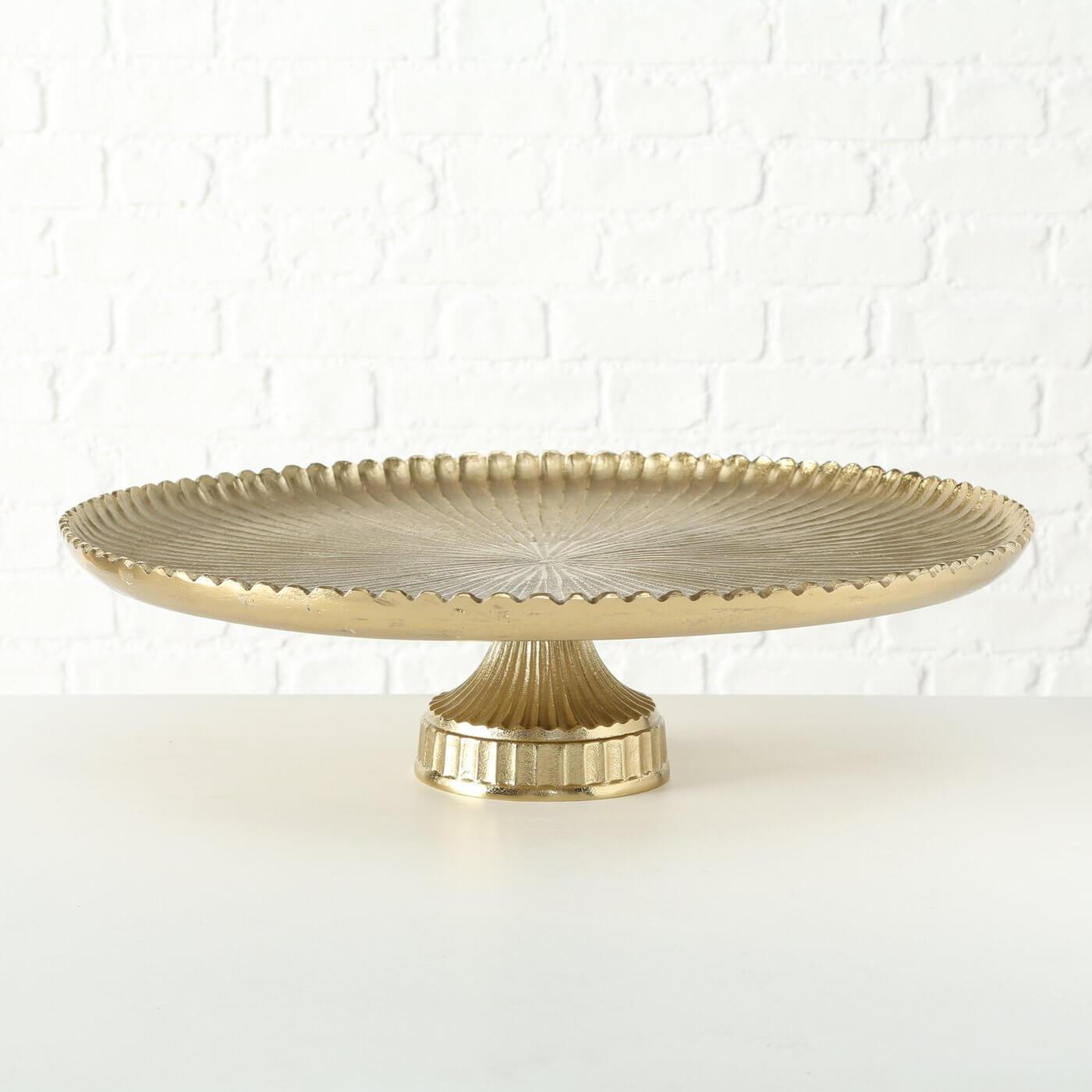 XXL-Etagere ROMEE, 62 cm,  gold