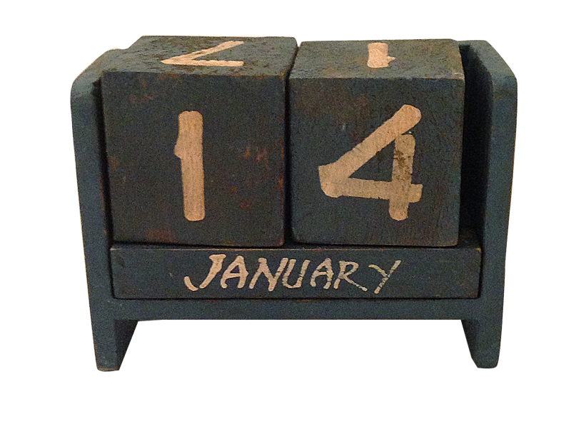 Tischkalender YOURSELF